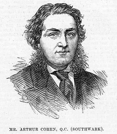 Mr Arthur Cohen